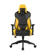 GAMDIAS - Achilles E1 Gaming Chair - Yellow - $376.10