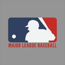 Major League Baseball MLB Logo Vinyl Decal Sticker Car Window Wall Cornhole - $4.40+