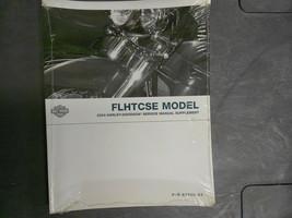 2004 Harley Davidson FLHTCSE Service Repair Shop Manual Supplement Factory NEW - $138.55