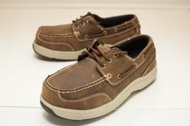 Hush Puppies US 6.5 Brown Boat Shoe Women's - $38.00