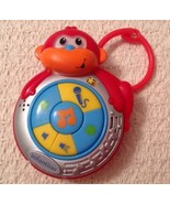 Infantino Monkey Pod - 5 Fun Songs or Record Your Own Vocie, Hard to Find - $11.40