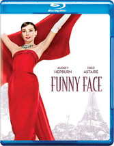 Funny Face (Blu Ray) (Ws/5.1 Dts-Hd)