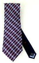 Tommy Hilfiger Red and Blue Stripe Pattern Neck Tie - $11.99