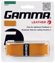 Gamma Sports Tennis Racquet Leather Replacement Grip - $17.39