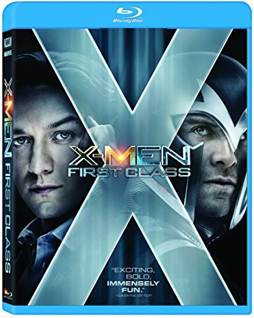 X-Men: First Class [Blu-ray] (2011)