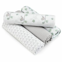 Aden by Aden + Anais Swaddle - 4pk - Songbird - $34.99
