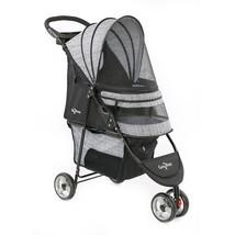Gen7Pets Regal Plus Pet Stroller in Grey - £93.94 GBP