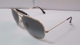Ray-Ban Sunglasses RB3029 181/71 Outdoorsman II Gold Havana Grey Gradien... - £69.58 GBP