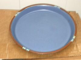 """Dansk Mesa Blue Lunch Plate 7 1/4"""" Dinner Plate 10.5"""" Set. - $34.64"""