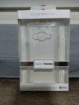 CASE MATE CLEAR NAKED TOUGH REFINED PROTECTION FOR SAMSUNG GALAXY GRAND ... - $7.77