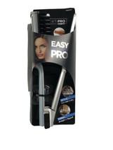 Conair Infiniti Pro Hair Brush Easy Blowout Wet Dry Silver Large - $9.90