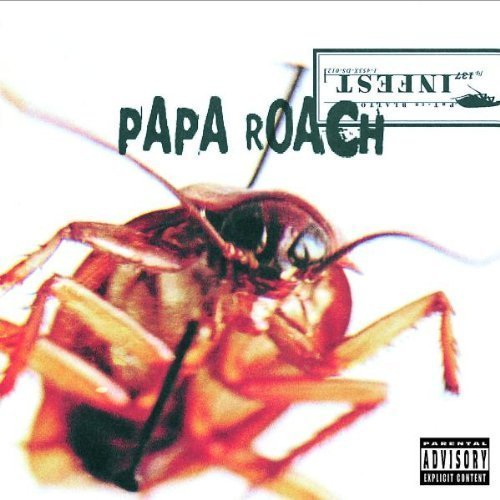 Infest by Papa Roach Cd