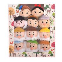 Disney Store Japan Snow White Seven dwarfs Series TSUM TSUM Plush doll t... - $96.03