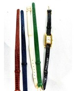 Ladies Watch With Interchangable Bands - $3.96