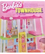 BARBIE 3 STORY TOWNHOUSE IN BOX - $395.00