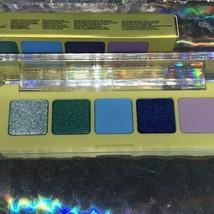 NEW IN BOX Natasha Denona TROPIC mini Palette 5 Vibrant Shades Purple Green & + image 2