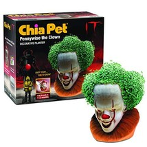 Chia CP423-01 IT Pennywise Decorative Pottery Planter, Easy to Do and Fun to Gro - $24.99