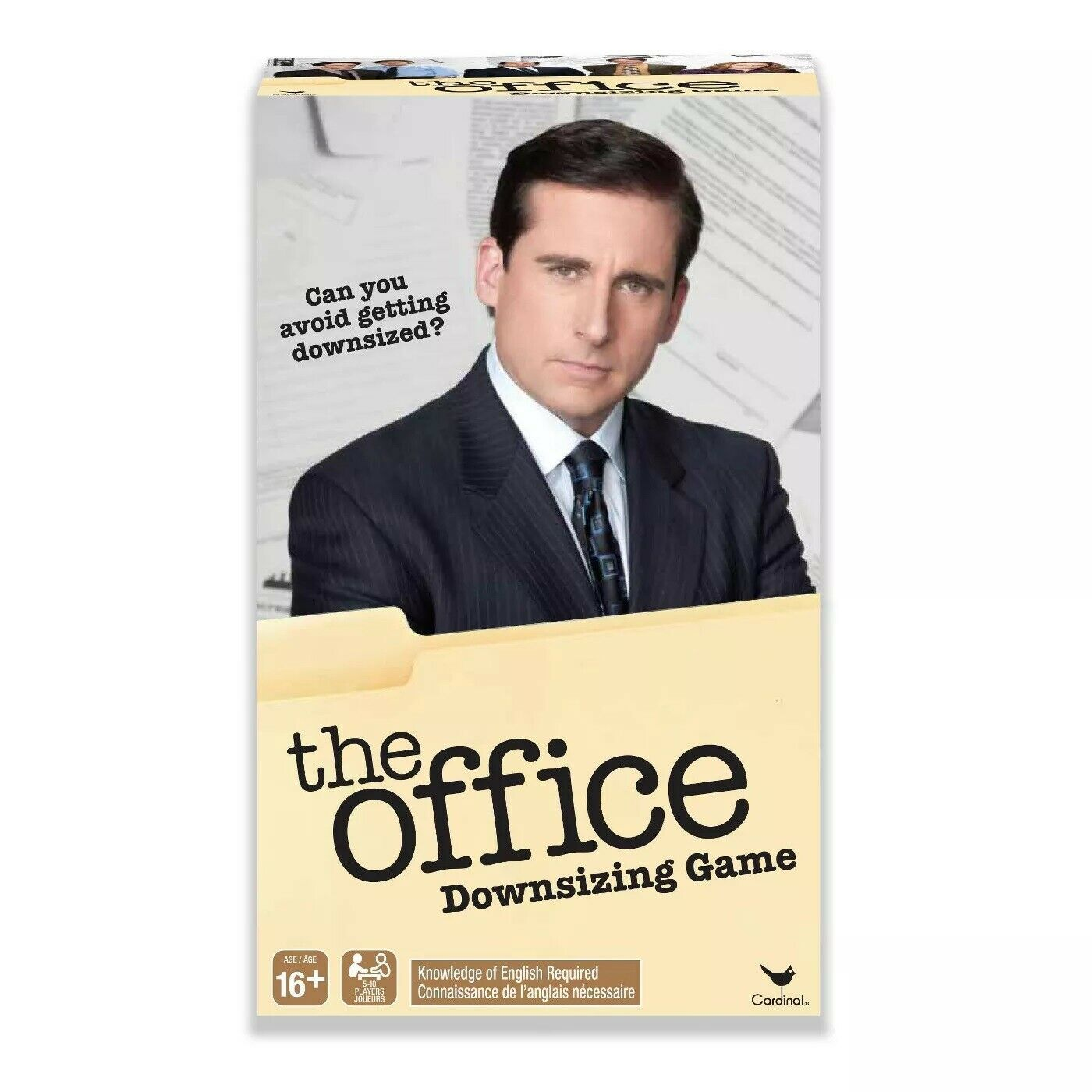 Cardinal THE OFFICE Downsizing Board Game [Exclusive] Ages 16+ NIB/Sealed - $21.99