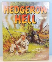 Hedgerow Hell Deluxe ASL Module 3 Avalon Hill Shrink Wrap 1987 - $118.80