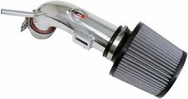 HPS 27-529P Short Ram Air Intake Kit Polish fits 13-17 Nissan Altima Sedan 2.5L - $220.03