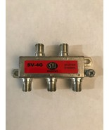 CommScope 4 Way Digital Splitter SV-4G 5-1000 MHz Coaxial Cable TV - $5.25