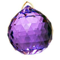 Swarovski 20mm Crystal Faceted Ball Prism image 8