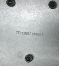 MAINTENANCE TECHNOLOGIES CARRIAGES 2652660016 TPH2652109003 image 3