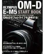 OLYMPUS OM-D E-M5 Start Book Single Lens Reflex SLR Digital Camera Magaz... - $1,178.33