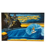 "PRINT Treasure Paintings JR Bissell: ""Kelly Slater's Treasure Cove"" Pira... - $199.00"