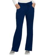 Scrubstar da Infilare Pantalone No Coulisse, Indaco, XL - $12.83