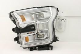 Used Oem Head Light Headlight Lamp 15 16 17 Ford F150 Led Hid Lh Minor Weld - $415.80