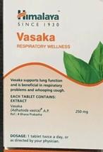 Vasaka Adhatoda Vasica Respiratoire Bien-être 60 Comprimés - $24.36