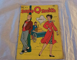 Susie Q Smith comic From 1952 Dell # 377 Good - $29.99