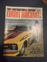 Vintage May 1972 Issue Of DRAG RACING Magazine CHA CHA Muldowney Suits U... - $12.86