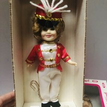 "VINTAGE 1982 Ideal Shirley Temple 8"" Vinyl Doll Poor Little Rich Girl Ba... - $23.94"