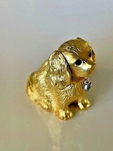 Estee Lauder King Charges Spaniel Compact Appears New - $49.02