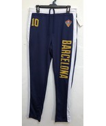 NEW Barcelona National Team PANTS Soccer World Cup Football Blue Sweatpants - $16.99