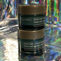 Biossance Squalane Omega Repair Cream 15mL Deluxe Travel