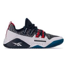 Big Kids' Reebok JJ III Training Shoes Navy/White/Red EH1778 NVY - $109.80