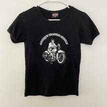 Harley Davidson XS Womens Short Sleeve Crew Neck Shirt France - $18.19