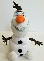 "Olaf Snowman Plush Frozen 8"" Stuffed Toy Disney Store Authentic Original... - $13.30"