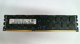 HYNIX HMT31GR7CFR4A-PB 8GB Server DIMM DDR3 PC12800(1600) REG ECC 1.35v ... - $57.41