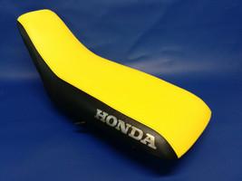 Honda TRX300EX Seat Cover In 2-tone Yellow & Black Or 25 Colors (Honda Sides) - $44.95