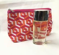 CLINIQUE Happy Perfume Spray 3.4 Oz ~ Unboxed ~Free Gift Bag - $48.39