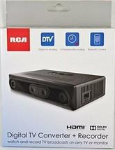 RCA Digital TV Converter Box + Recorder - $49.54