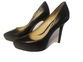 Jessica Simpson Women,s Parisah B Platflackorm Heels 7.5 M Pumps Stilleto Black - $32.95