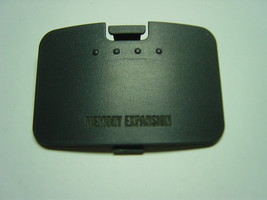 Nintendo 64 Memory Expansion Port Cover - Genuine Replacement Part N64 - JAPAN A - $4.49