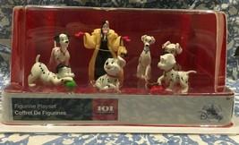 Disney Store 101 Dalmatians Figure Play Set New  Halloween Sale - $25.24