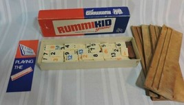 Authentic vintage 1973 Rummikid game by Lambda Inc. + original box + dir... - $25.65