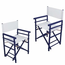 Bamboo director chair Set of 2  - $98.99